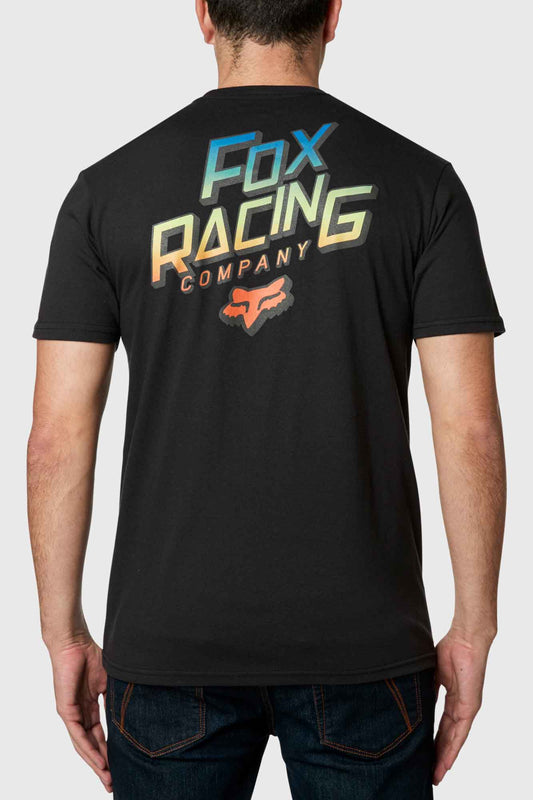 Fox Cruiser Short Sleeve T-Shirt - Black
