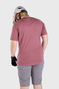 7Mesh Womens SS Sight Shirt - Dusty Rose