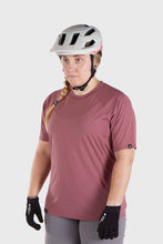 Load image into Gallery viewer, 7Mesh Womens SS Sight Shirt - Dusty Rose