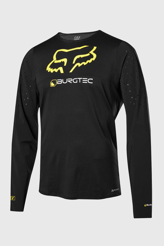 Burgtec X Fox Flexair Long Sleeve Jersey