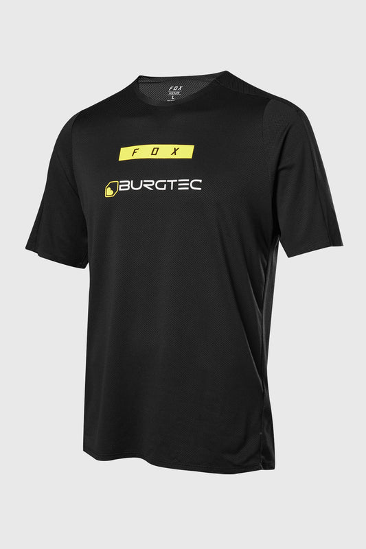 Burgtec X Fox Flexair Short Sleeve Jersey