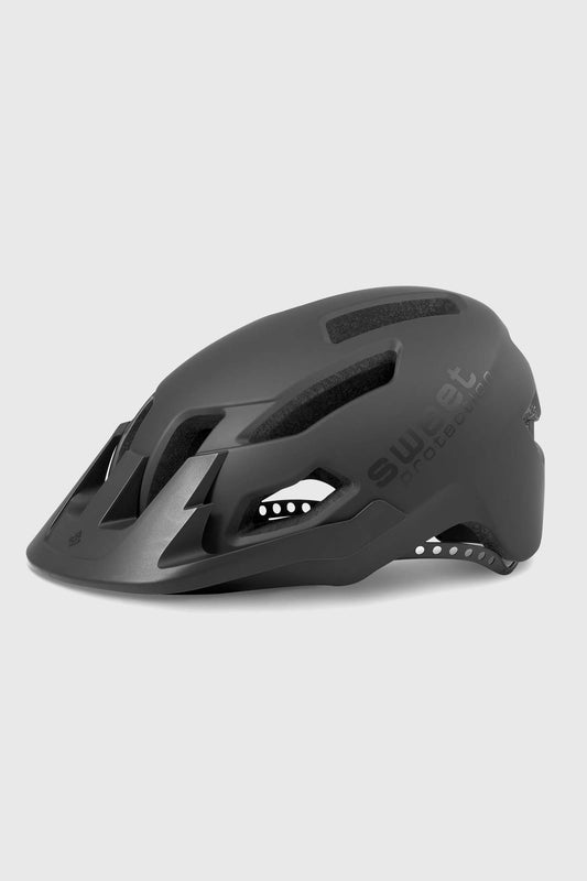 Sweet Protection Dissenter Helmet - Matte Black 18