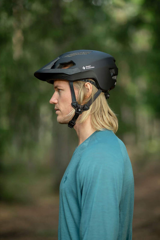 Sweet Protection Dissenter Helmet - Matte Cody Orange