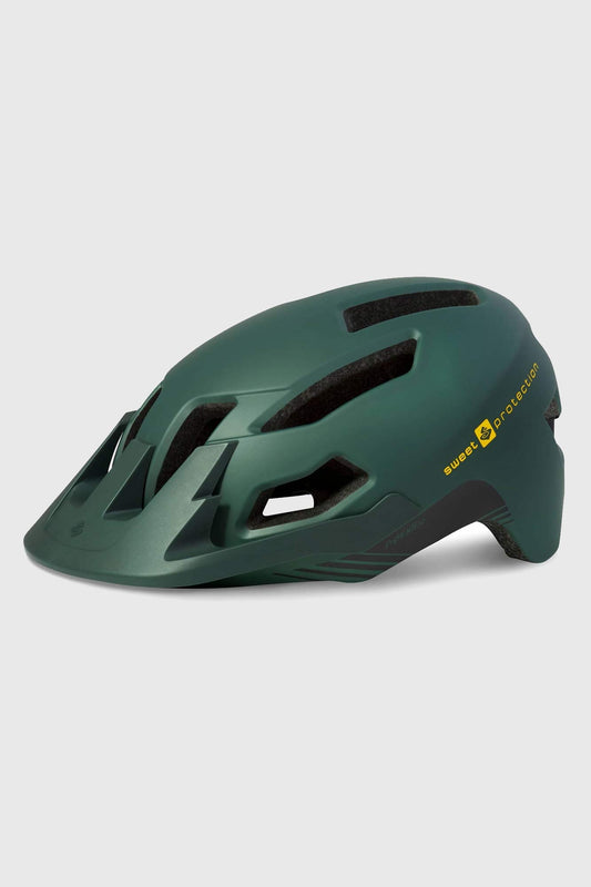 Sweet Protection Dissenter Helmet - Forest Green
