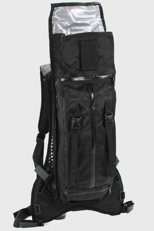 Acre the Hauser 10Ltr Backpack Black