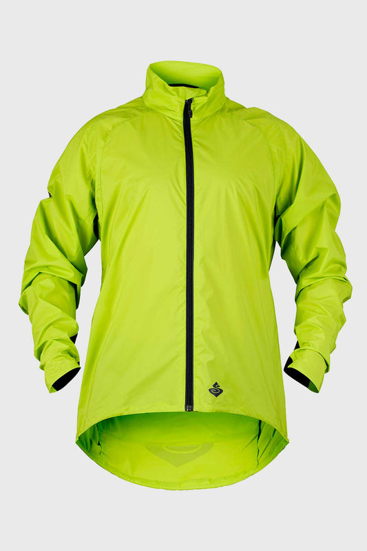 Air Jacket Lantern Lime Front