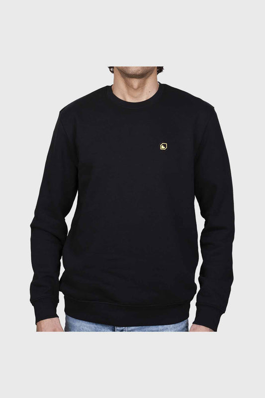 Burgtec Icon Sweater - Black