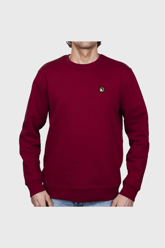 Burgtec Icon Sweater - Burgundy