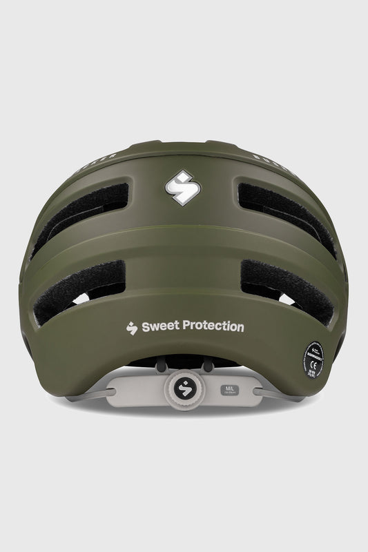 Sweet Protection Bushwhacker II Matte Olive Drab