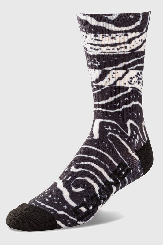 Booker Socks Lava Tubes