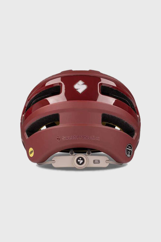 Sweet Protection Bushwhacker II MIPs Helmet Matte Earth Red