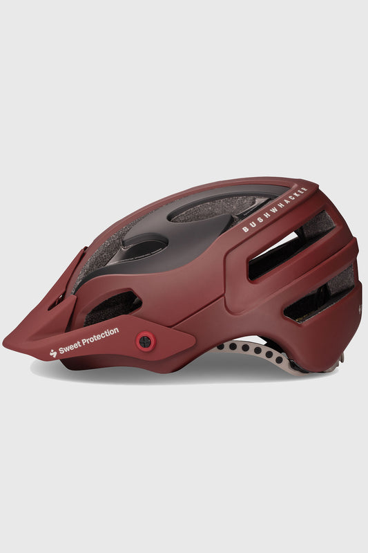 Bushwhacker II Matte Earth Red