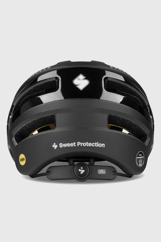 Sweet protection Bushwhacker MIPs II Black