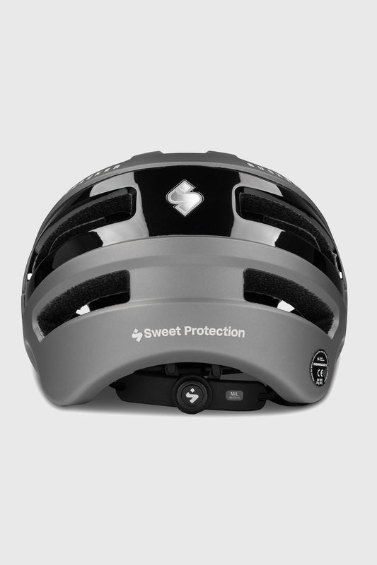 Sweet Protection Bushwhacker II Matte Black Chrome