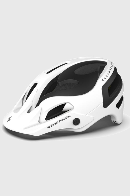 Sweet Protection Bushwhacker II Matte White