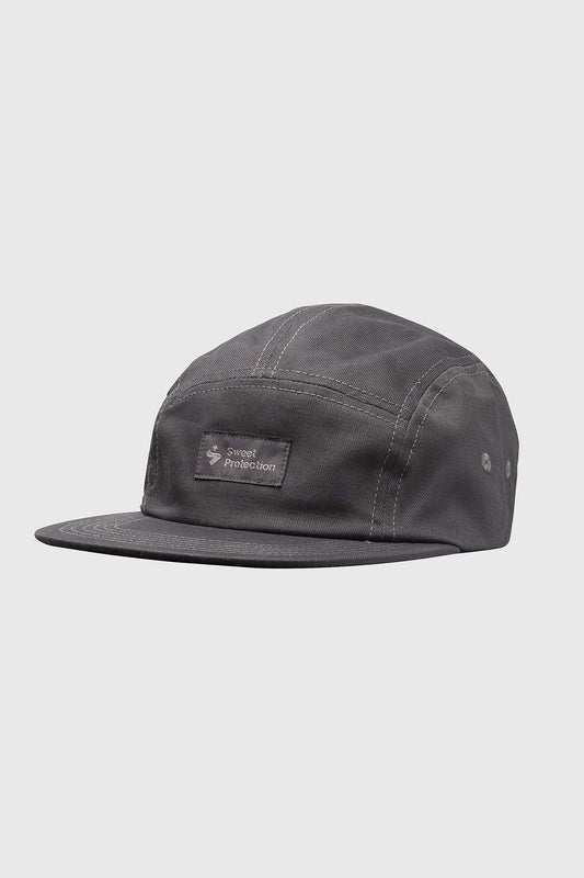 Sweet Protection Camper 5 Panel Cap - Stone Grey