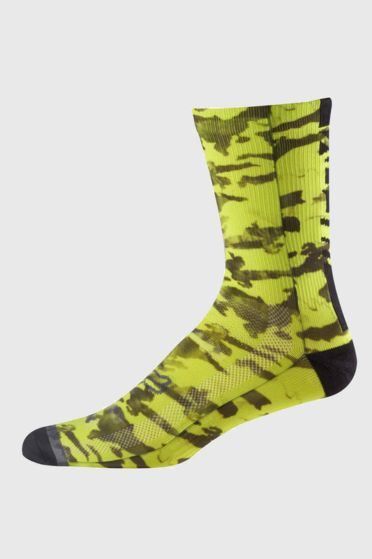 Fox Creo 8 Inch Sock Yellow