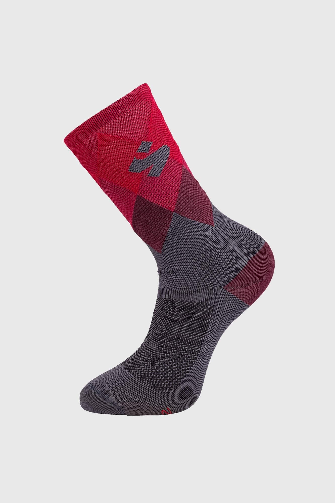 Sweet Protection Crossfire Sock Earth Red