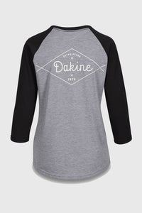 Womens 3/4 Raglan Tech Tee
