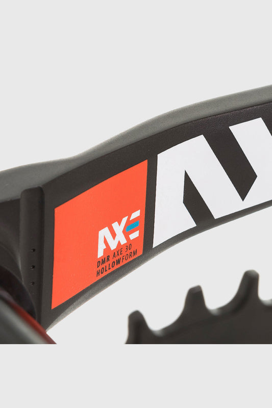 DMR Axe Cranks Black