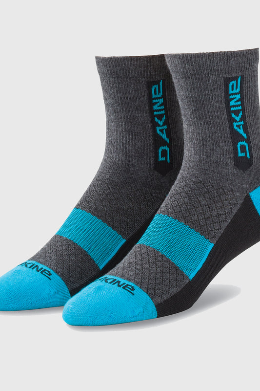 Dakine Berm Sock Black Bluerock