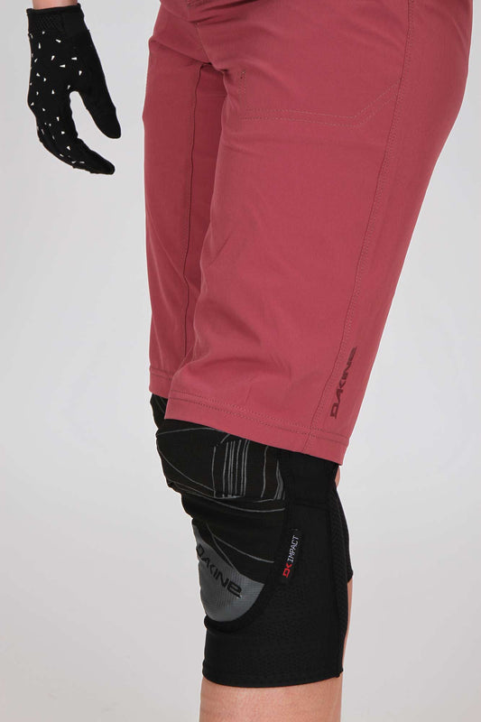 Dakine Womans Cadence Shorts Burnt Rose