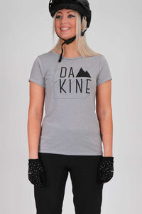 Dakine Womens Da MTN Heather Grey