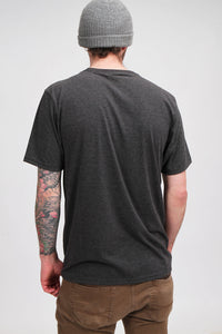 Dakine Overbite SS Tech Tee Heather Black