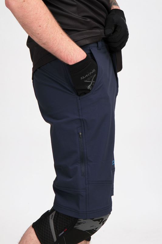 Dakine Derail Shorts Midnight Blue