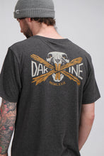 Load image into Gallery viewer, Dakine Overbite SS Tech Tee Heather Black