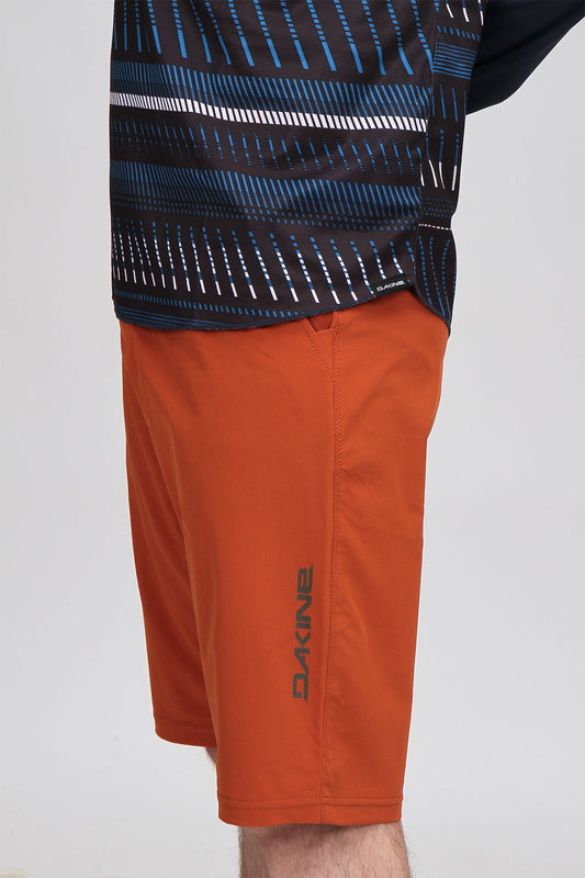 Dakine Pace Shorts Red Earth