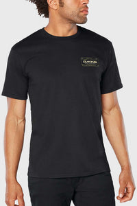 Dakine Peak to Peak T Shirt - Black