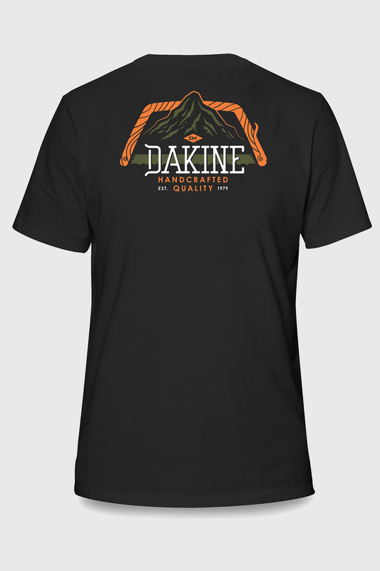 Dakine Sawtooth Tee Black
