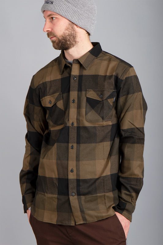 Dakine Underwood Flannel Tarmac