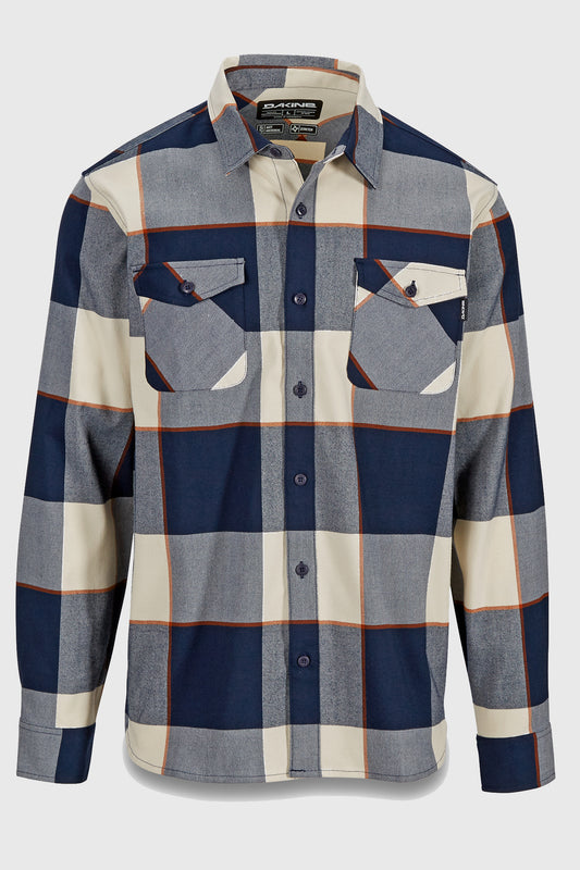 Dakine Underwood Flannel Midnight