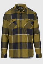 Load image into Gallery viewer, Dakine Underwood Flannel Olive Drab