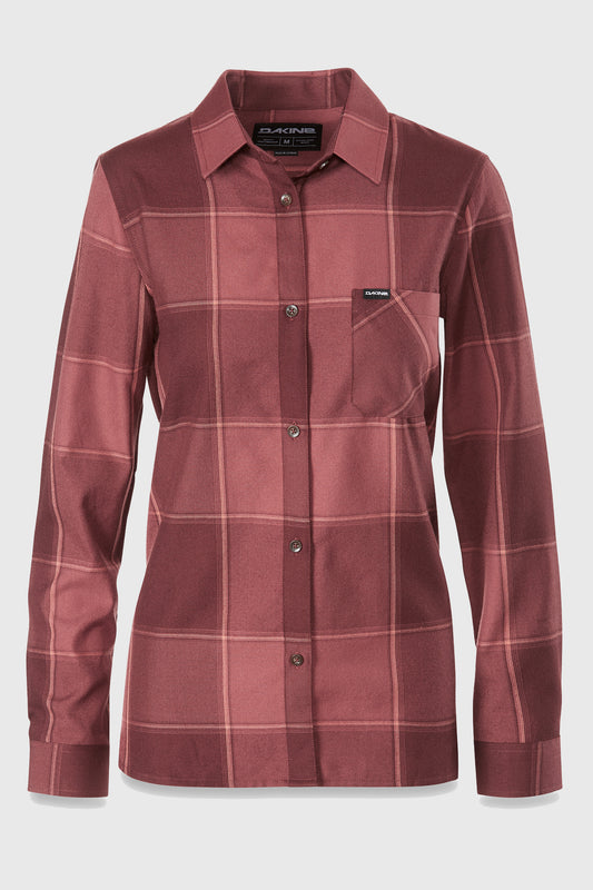 Dakine Womens Canterbury Flannel Shirt