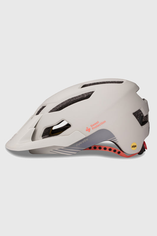 Dissenter Womens MIPs Cloud Grey helmet