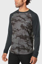 Load image into Gallery viewer, Dakine Dropout Long Sleeve Jersey Black/Dark Ashcroft