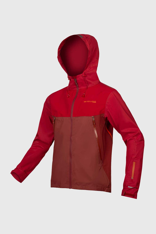 Endura MT500 Waterproof Jacket - Cocao