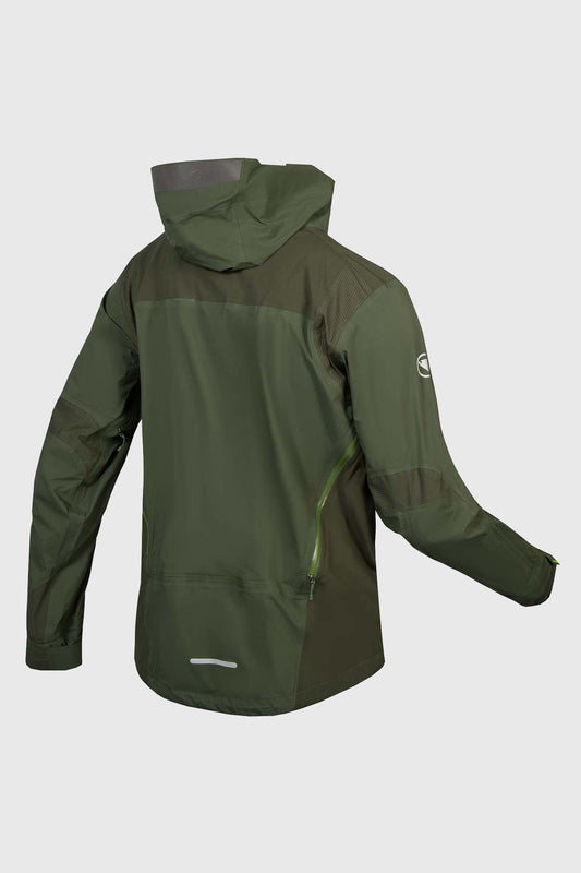 Endura MT500 Waterproof Jacket - Forest Green