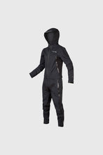 Load image into Gallery viewer, Endura MT500 Waterproof One Piece Suit - Black