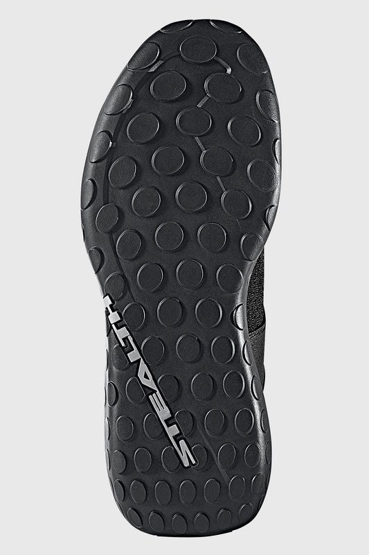 Grippy and Durable Stelth Rubber sole