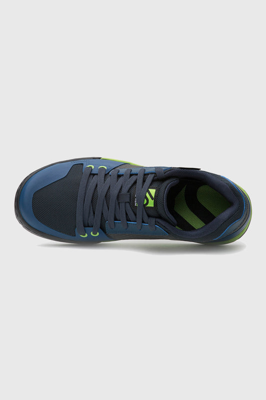 Five Ten Freerider Contact Solar Green Flat Shoe