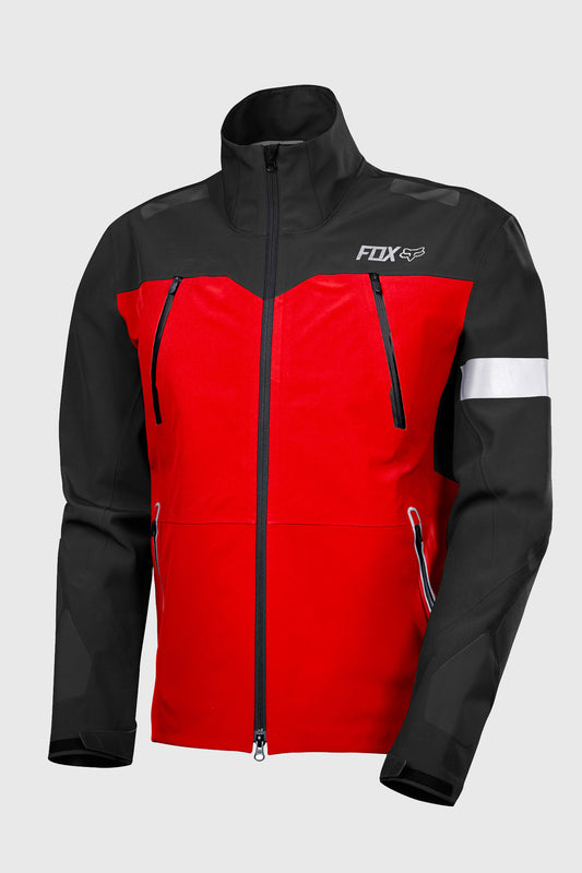 Fox Downpour Pro Jacket Red/Black