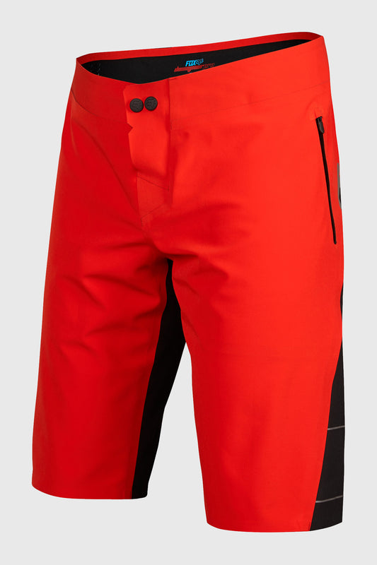 Downpour Shorts - Red