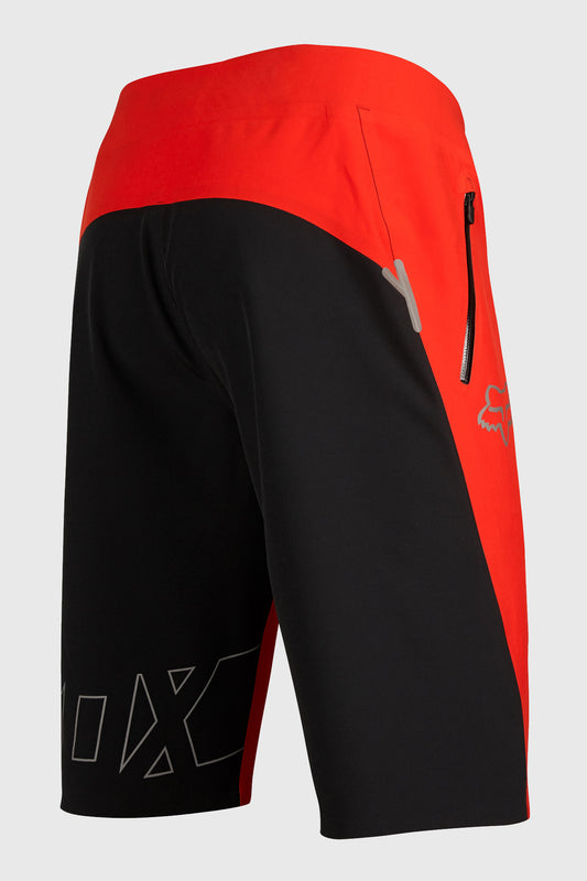 Downpour Shorts Red/Black - Red