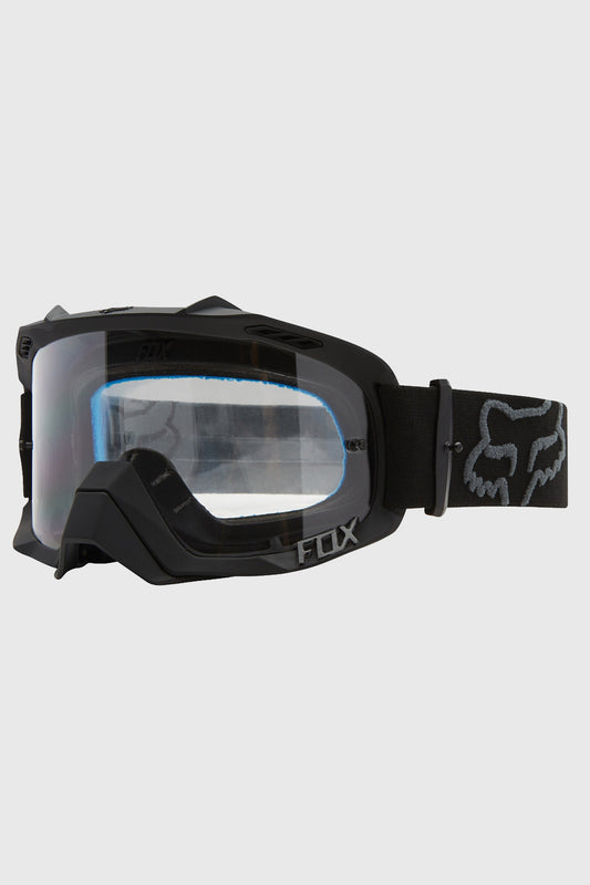 Fox Air Defence Goggles Race Black Back