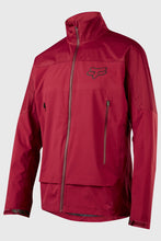 Load image into Gallery viewer, Fox Attack Water Jacket dark red