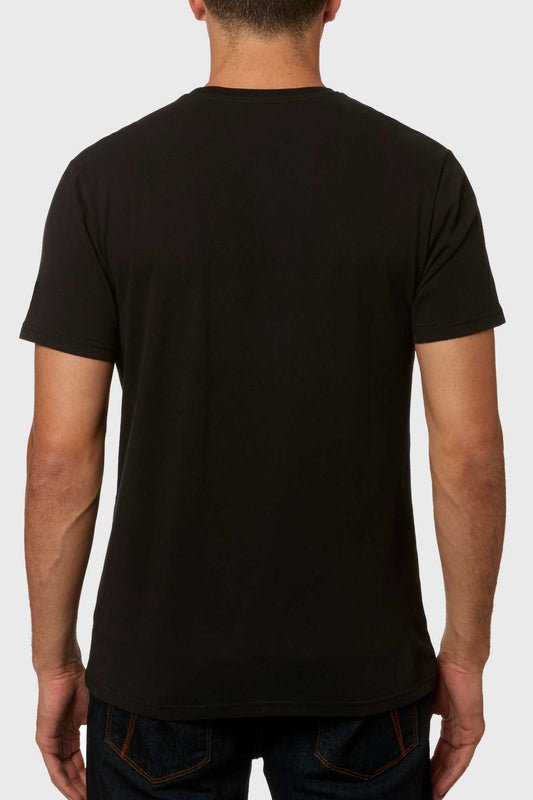 Fox Midway Short Sleeve Airline Tee - Black
